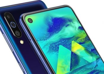 Galaxy M40 is the first M-series device to come with a punch-hole display and Android 9.0 out of the box.